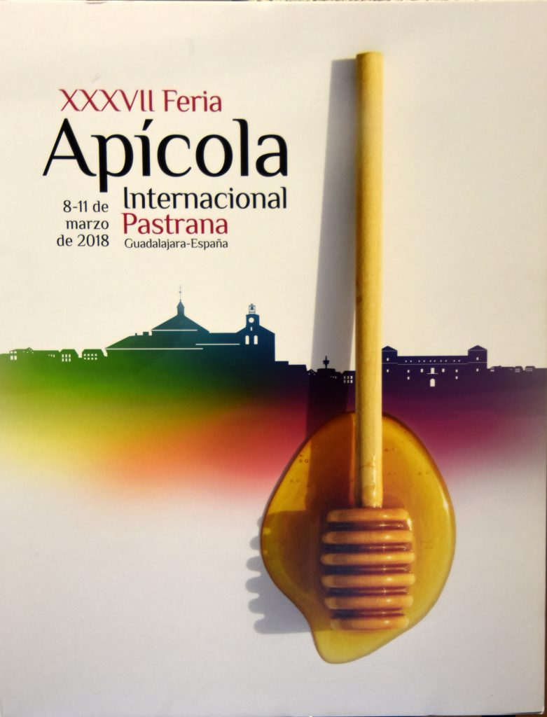 Cartel Feria Apícola 2018